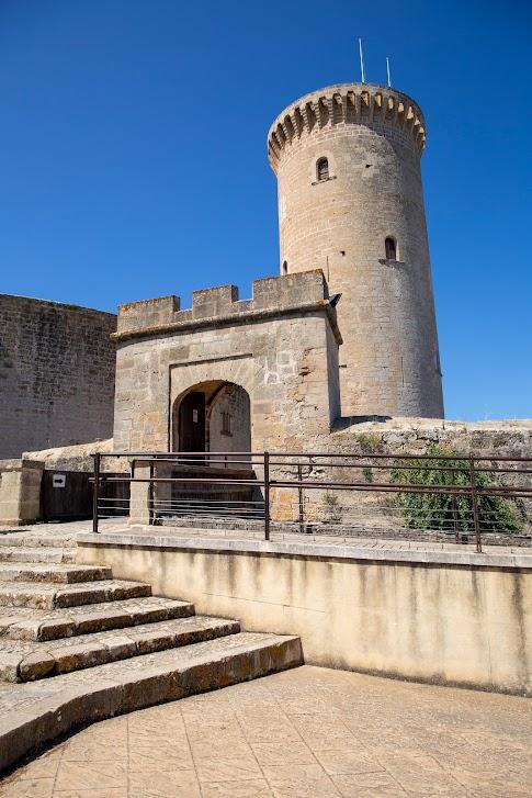Zamek Bellver