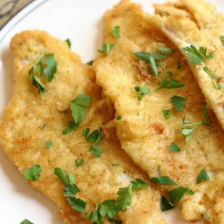 Crumbed Fish Without Egg Recipes.