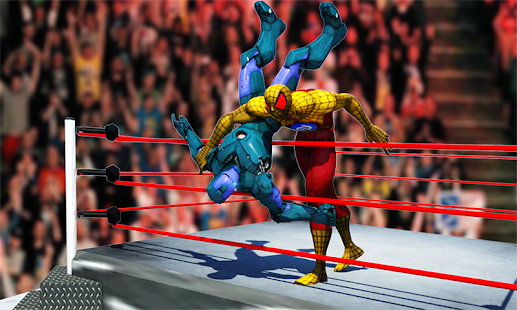 [Download Grand Superheroes Ring Battle for PC] Screenshot 1