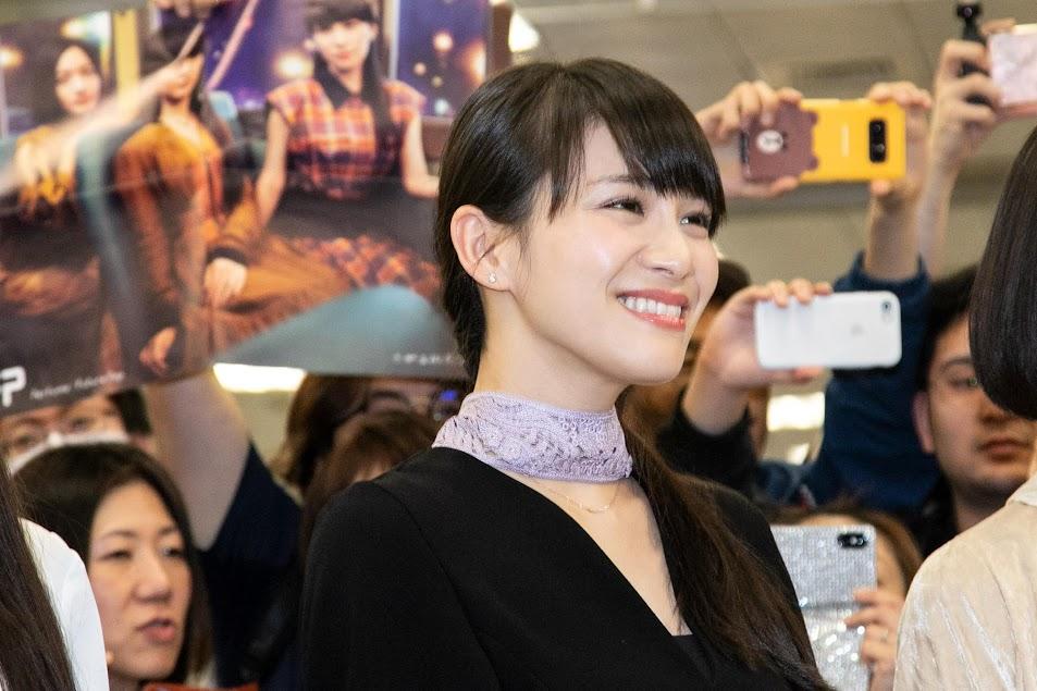 【迷迷現場】 日本天團 Perfume 抵台 上百粉絲到場接機