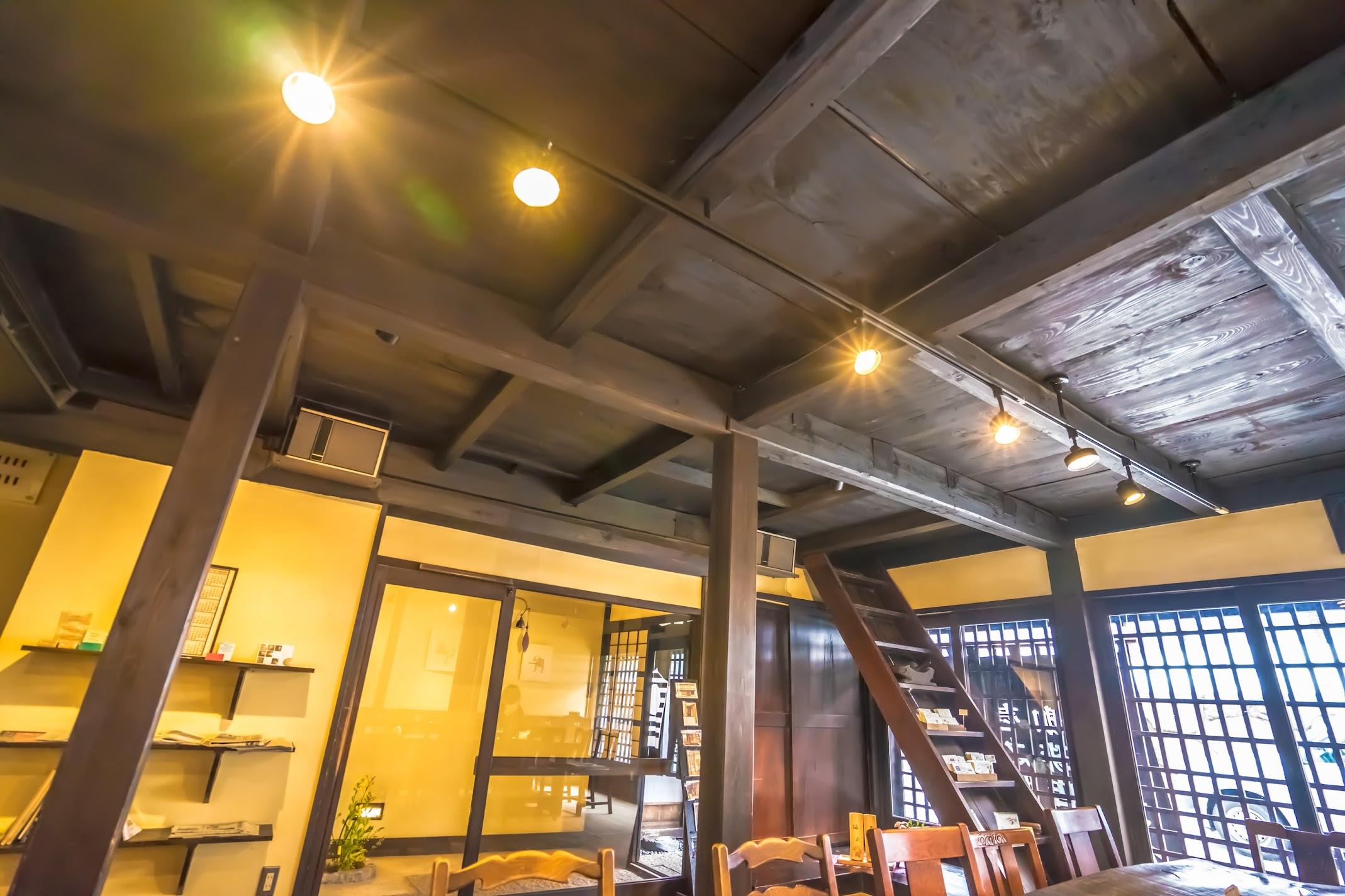 飛騨古川 壱之町珈琲店2