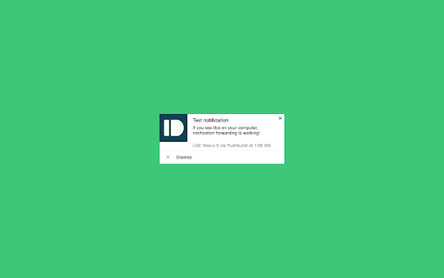 Bring Pushbullet Notifications Back to Chrome