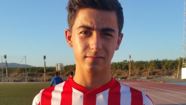 Mario Mañas López.