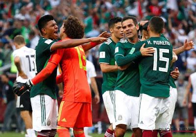 Le Mexique renvoie trois cadres, dont Ochoa, dans leur club respectif