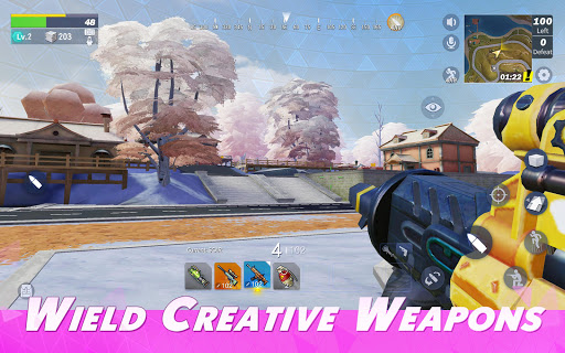 Creative Destruction Advance screenshots 14