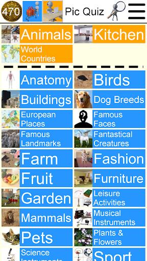 Pic Quiz 1.5 screenshots 7