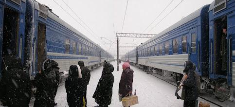 Photo: Москва - Адлер - Москва
