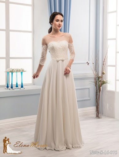 9f6c2abcdc16815 Платье S-16-375 от Elena Morar - 15500 руб., «Королева», свадебный салон