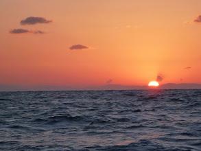 Photo: さあー! 日も昇ってきました!