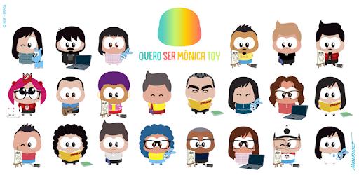 Quero Ser Monica Toy Apps No Google Play