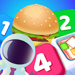 Space Eat - Logic Food Delivery in Outer Space Icon