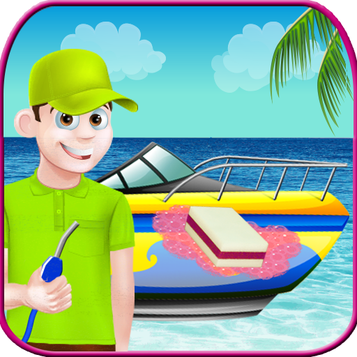 Boat Wash Salon and Design file APK Free for PC, smart TV Download