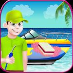 Boat Wash Salon and Design Icon