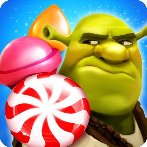 Shrek Sugar Fever - A Sweet & Candy Spell Icon