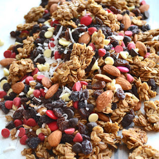 Brown Sugar Baked Granola Recipe