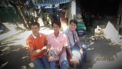 Photo: Chai Prakan patient visit