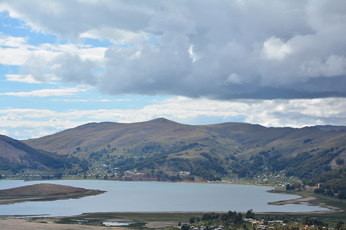 Puno destaca por la presencia del lago Titicaca