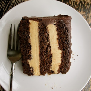Peanut Butter Chocolate Cake