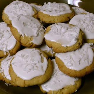 Only Egg Yolk Cookies