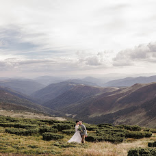Wedding photographer Natali Gonchar (Martachort). Photo of 10.11.2018