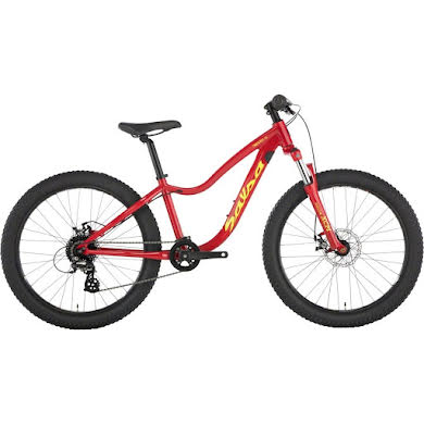 Salsa Timberjack Suspension 24+ Kids Mountain Bike