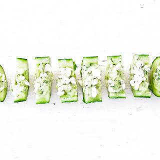 Cucumber Boats Recipes.