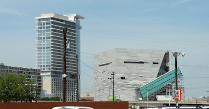Photo: Perot Museum of Nature & Science (WIP)