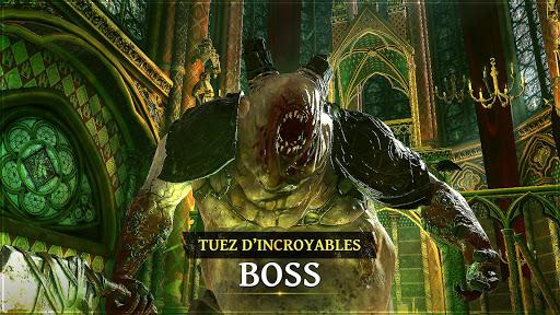 Code Triche Iron Blade: Medieval Legends RPG APK MOD screenshots 4