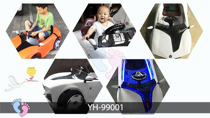 Ô tô điện trẻ em YH-99001 16