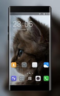Theme for Intex Neo Smart Kitty Wallpaper - náhled