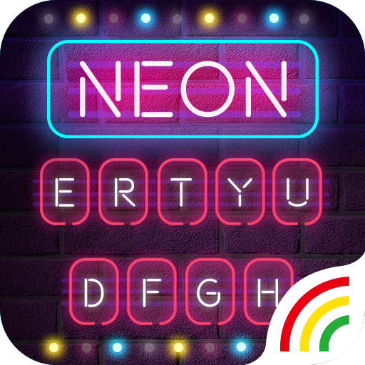 Neon Night Theme Icon