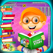 Kids Story Book Factory