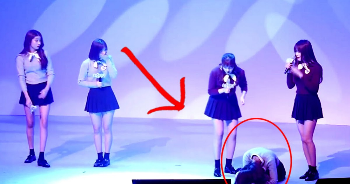 10 Times Idols Collapsed On Stage From Exhaustion Koreaboo