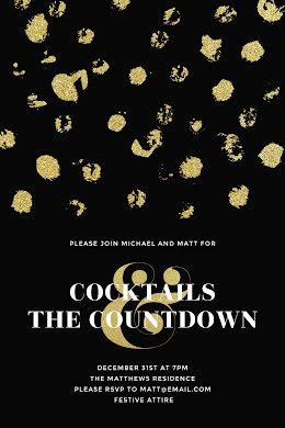 Cocktails & Countdown - New Year's item