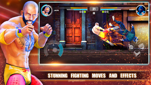 Deadly Fight : Classic Arcade Fighting Game modavailable screenshots 4