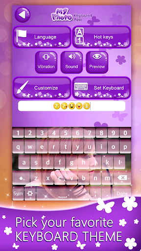 My Photo Keyboard App 4.0.0 screenshots 2