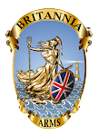Logo for Britannia Arms South San Jose (Almaden)