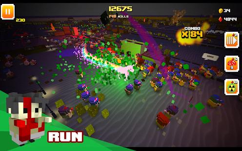 Zombie Bloxx (Mod)