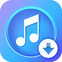 Music downloader - Download music icon