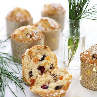 Panettone Muffins.