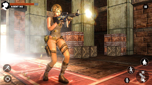 Spectra Free Fire: FPS Survivor Gun Shooting Games android2mod screenshots 12