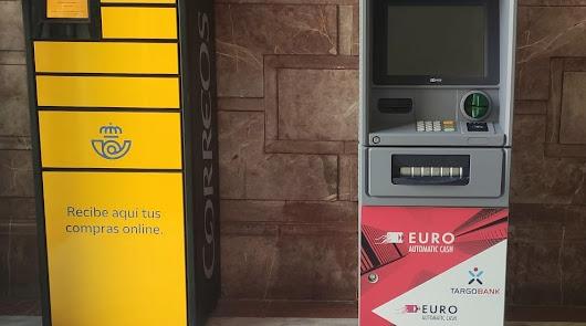Correos instalará 22 nuevos cajeros en la provincia de Almería
