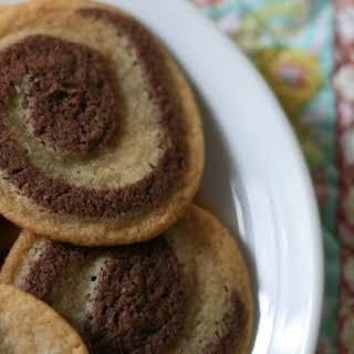 Caramel Fudge Swirls.