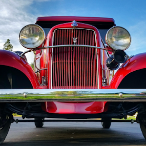 Ford 1934 by Todd Reynolds - Transportation Automobiles