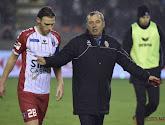 Huyghebaert s'exprime sur la défense à cinq contre Charleroi
