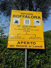Photo: Seguiamo il cartello per il Rif.Boffalora.