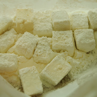 Crispy and Sticky Black Pepper Tofu.