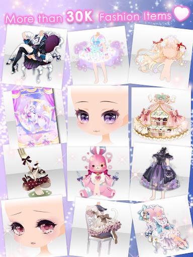 Star Girl Fashion❤CocoPPa Play 1.71 screenshots 2