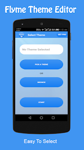 Theme Editor For Flyme 1.1.4 APK Mod Updated 2