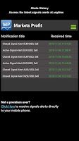 Screenshot of Forex Signals